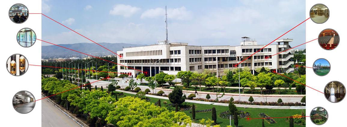 راه حل دوربین مداربسته در مراکز آموزشی