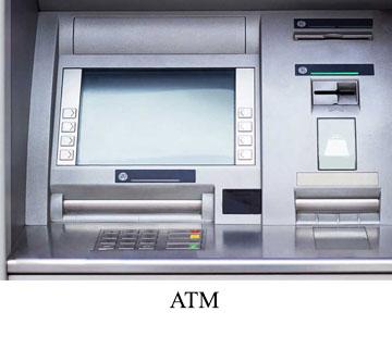 استفاده از دوربین مداربسته در atm بانک