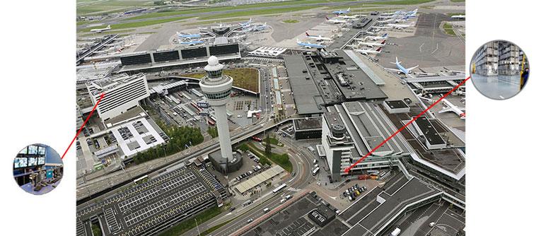راه حل حفاظت فرودگاه