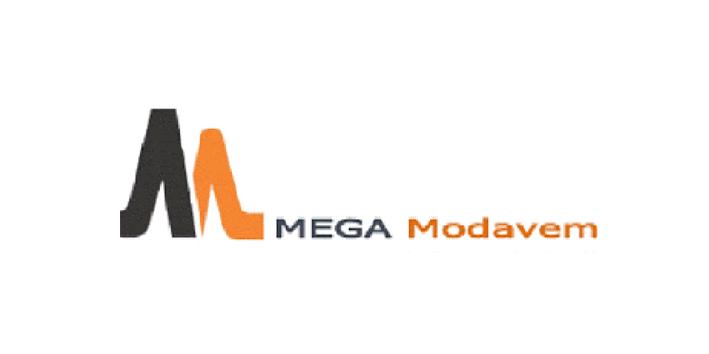 MEGA Modavem logo