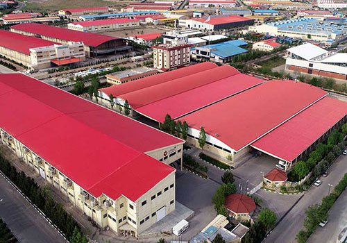 راه حل نظارتی و حفاظتی در مرکز صنعتی