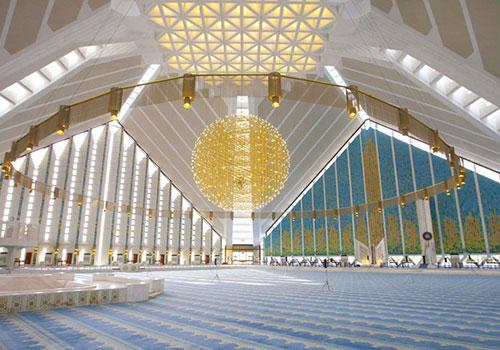 راه حل نظارتی و حفاظتی در مراکز مذهبی